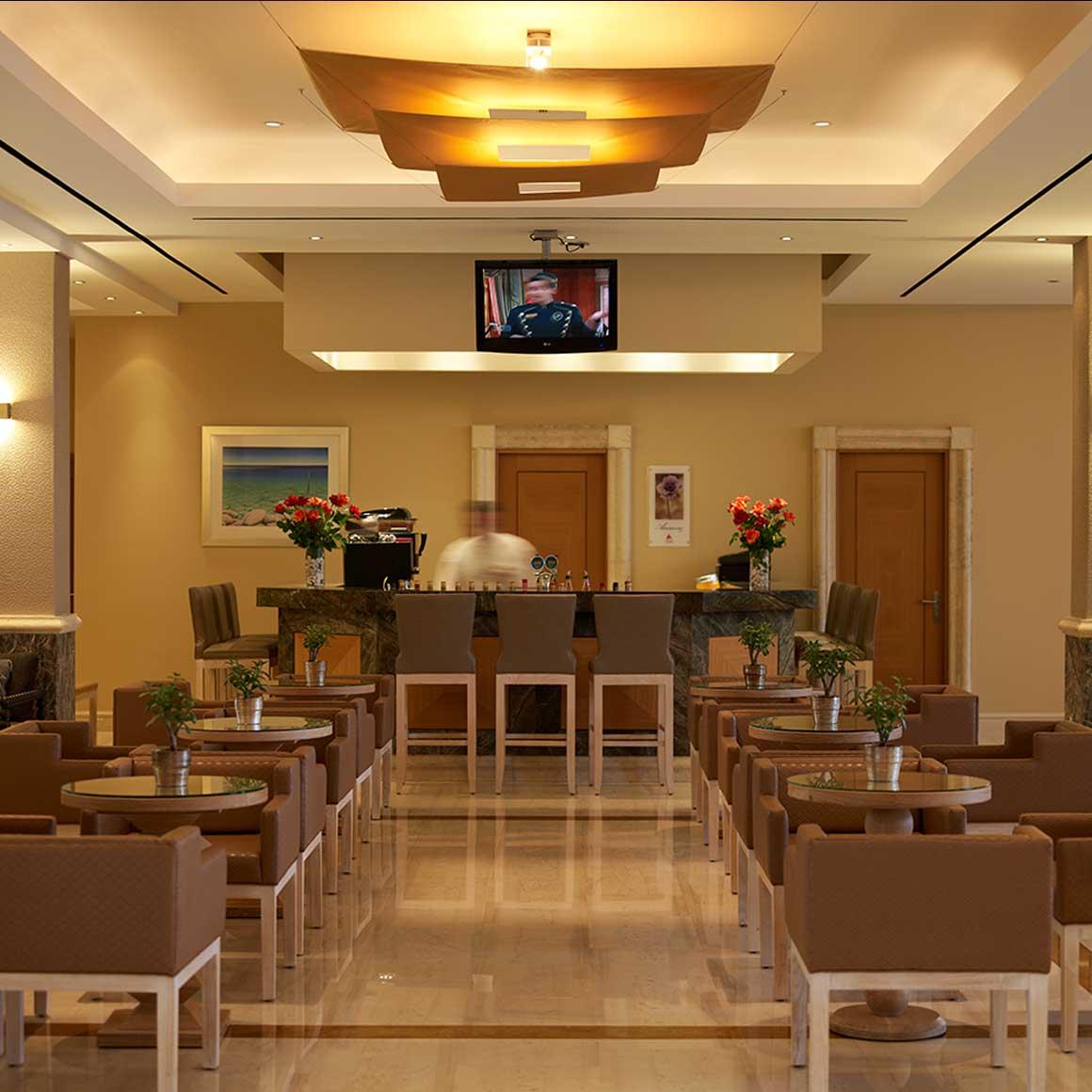 anemone lobby bar
